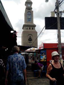 Tugu Jam Chatuchak Market