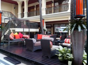 Coffe Lounge #Sukosol Hotel Bangkok
