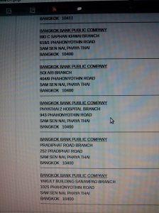 List yang bisa melayani Western Union