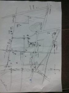 Peta Karya Bapak Kost