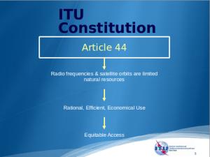 Artikel 44 ITU