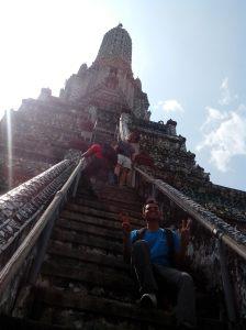 Terjalnya Wat Arun