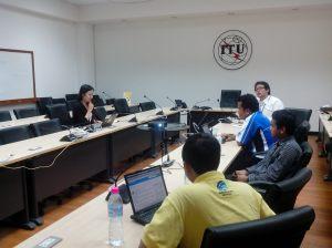 Final Meeting Website International IT Volunteer