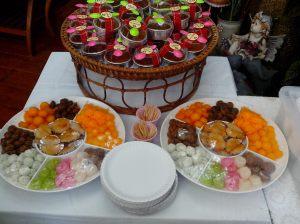 Tradisional Thailand Dessert