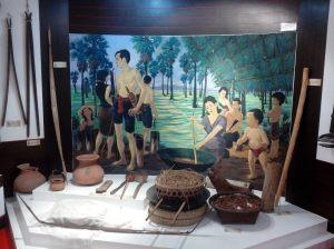 Petani Tradisional Thailand